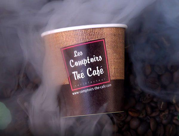 Vidéo les comptoirs des cafés