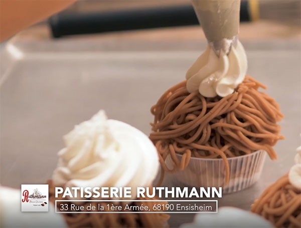 Video patisserie Ruthmann